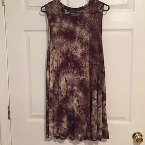 TIE-DYE SUMMER DRESS
